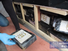 Video of drugs being recovered