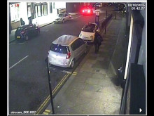 CCTV of the woman police would like to speak to