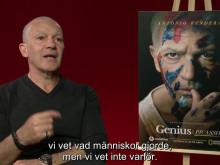 Intervju med Antonio Banderas som har rollen som Picasso i National Geographics serie Genius Picasso premiär onsdag den 25/4 kl 21.00.