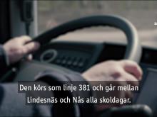 En bra grej för dig som bor i Lindesnäs!
