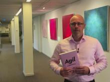Författaren Tomas Gustavsson berättar om agil projektledning