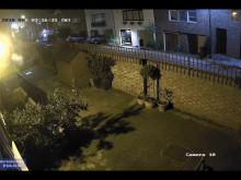 Lewis Blackman murder - CCTV