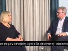 Fredagssnack med Jonas Ransgård (M)