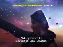 GENIUS med STEPHEN HAWKING_Søndage 30sec