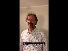 Beckstrøm - livet som gatemusiker
