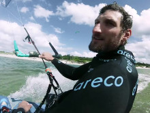Areco-Man the Kitesurfer - We do things differently
