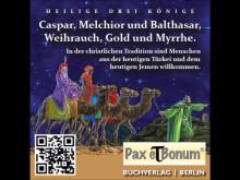 Pax et Bonum – Grüße zum Tag der Heiligen Drei Könige 2017