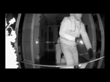 Op Redwulf - CCTV footage of man police wish to identify