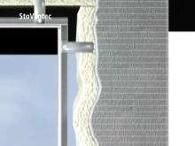 Ventilerat fasadsystem från Sto