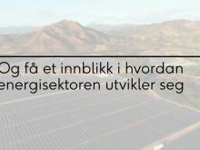 Energi-trainee, et samarbeid mellom Haavind, TechnipFMC og Scatec Solar