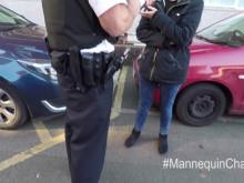 Police Mannequin Challenge