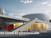 Visjon for opera- og kulturhus ved Grieghallen