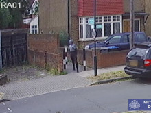 CCTV of suspects following victim