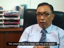 Singapore's One-Stop Printing Provider finds success with Epson Digital Label Press
