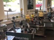 Armatec showroom