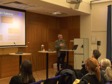 """Stefan Hau från konferensen: """"Rätt till psykiatrisk behandling utan läkemedel!"""""""