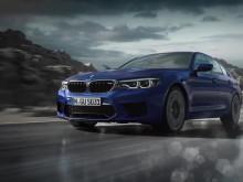 Den nye BMW M5