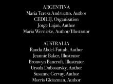 Nomination list for the Astrid Lindgren Memorial Award 2020