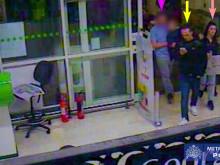 Supermarket CCTV