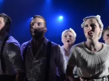Evita på Balettakademien Göteborg – trailer