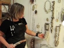 Konsthantverkarna presenterar Catarina Hällzon