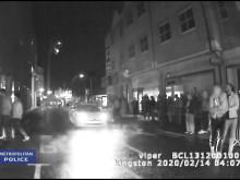 Incident in Kingston