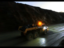 Volvo A60H dumper - The Beast