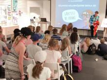 Designskolan - möt sveriges yngsta cykeldesigner