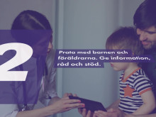 Vem pratar med barnen?