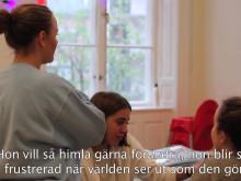 Sarah Beg 2016 års Blanda varandra stipendiat