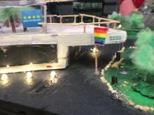 Det vinnande bidraget i tävlingen Framtida transporter 2019