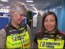 Videointervju om sponsring till Team Rynkeby 2016