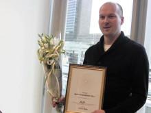 Årets Newsroom 2011 - KLP