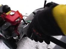 Honda snöslungor in action (PC)
