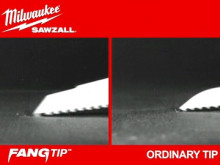 Milwaukee Sawzall Tigersågsblad - Fang Tip™