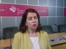 Visa y Kutxabank impulsan los pagos digitales en Álava - Carmen Alonso, directora general de Visa en España