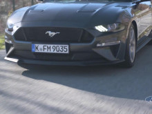 Ford Mustang Pressetur | Den nye Ford Mustang