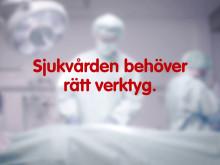 Blodcentralen Reklamfilm - Rätt Verktyg