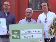 Vinnarintervju med Nordisk Råvara