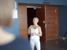 Yoga till klassisk musik