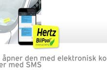 Slik fungerer Hertz BilPool