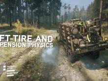 Spintires: MudRunner Gameplay Trailer