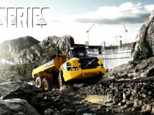 Volvo G-serie dumprar - lanseringsfilm
