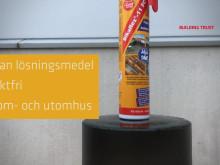 Hemmafixarens bästa vän - Sikaflex-11 FC+ i trycktub