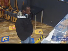 CCTV of man police wish to trace re Waltham Forest assaults