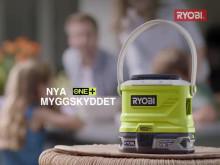Ryobi Myggskydd 18V ONE+