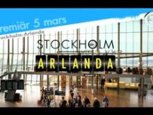 """Trailer till TV3's realityserie """"Stockholm-Arlanda"""