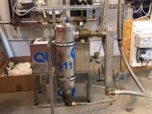 Brf Slipen del 2; avgasning och rening av golvvärmesystem med höga energikostnader
