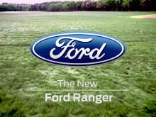 Præsentation af ny Ford Ranger på Ledreborg Slot