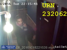CCTV of man sought following theft at restaurant in Wandsworth